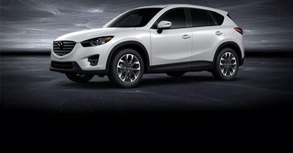2016 Mazda Cx 5 White With Black Interior Grand Touring Touring Interior Design Games New Cars