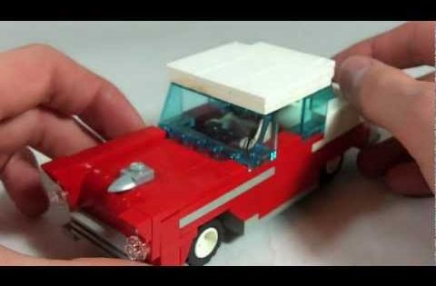 how to build really cool lego cars