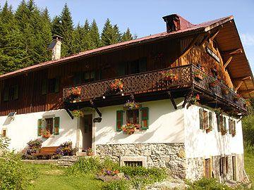 Traditional Swiss Chalet Swiss Chalet Swiss House Mountain Interiors
