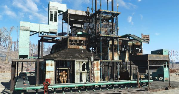 Fallout 4 Contraptions Workshop Affiliate Fallout Contraptions Workshop