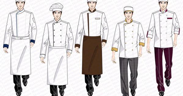 Restaurant uniform design kitchen chef uniform design for Spa uniform supplier in singapore