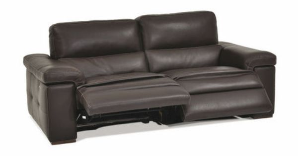 Wondrous Contemporary Leather Recliner Sofa Stresa Incanto Group Dailytribune Chair Design For Home Dailytribuneorg