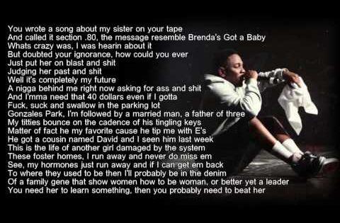 Kendrick lamar sing about me grant green maybe - Swimming pools by kendrick lamar lyrics ...