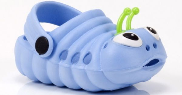 Little Worm Shoes for Kids. The only crocs I would EVER buy!
