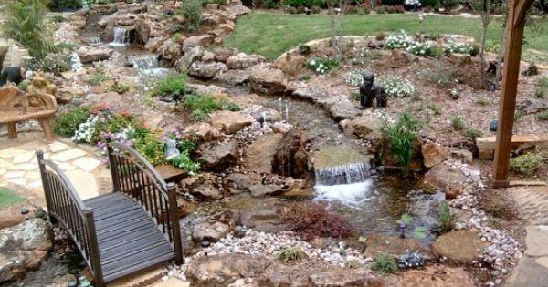 le jardin avec bassin aquatique 99 id es de d coration am nagement de jardin zen et am nagement. Black Bedroom Furniture Sets. Home Design Ideas