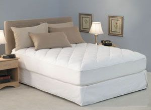 Holiday Inn Fitted Super Mattress Topper King Mattress Mattress Pad Mattress Topper