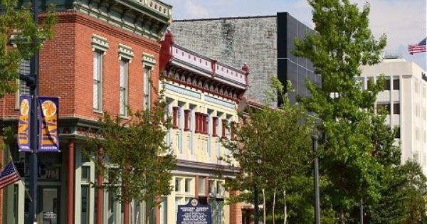 Downtown Florence Al Florence Alabama Lauderdale County Photo