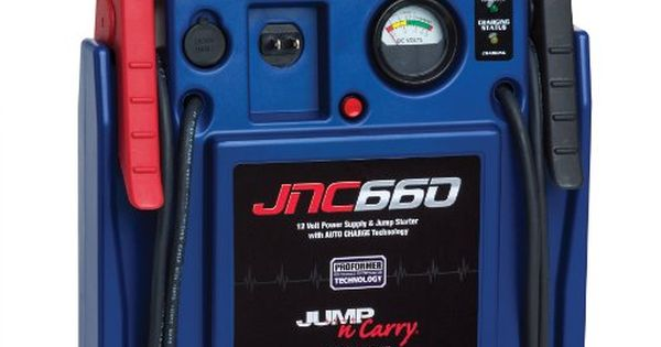 Jump N Carry Jnc660 >> Clore JNC660 jump starter | Squidoo Lenses | Pinterest | Repair shop, 12. and For sale