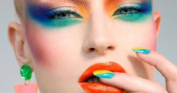 BE INSPIRED: Color Beauty Makeup MUAM