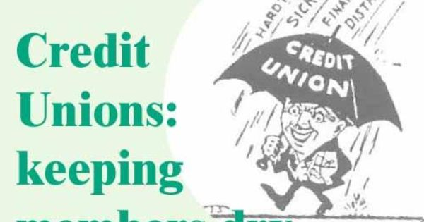 How To Choose A Credit Union Consumerfu Credit Union Humor Credit Union Credit Unions Vs Banks