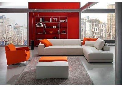 Decoracion de salas modernas muebles pinterest for Decoracion de salas
