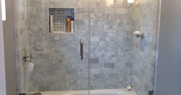 Frameless shower doors in Los Angeles. Custom made high ...