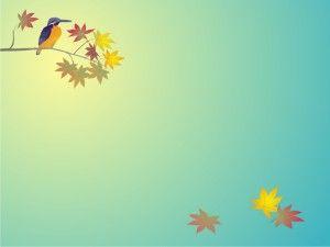 Background Power Point Burung Seni Animasi Seni Gambar Bergerak