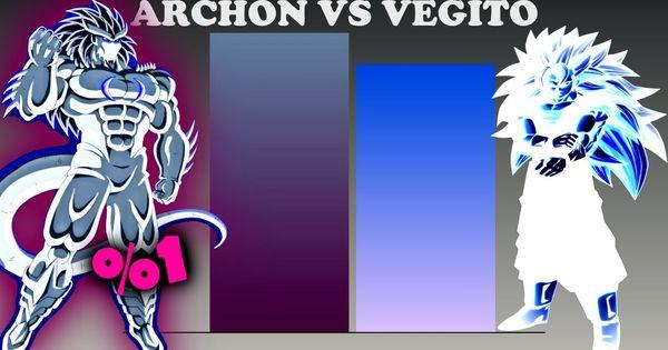 Alpha Archon Vs Hyper Vegito Power Levels In 2021 Alpha Power Hyper