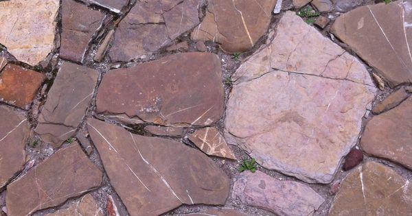 Piso de laja irregular texturas pinterest laja - Suelo de piedra ...