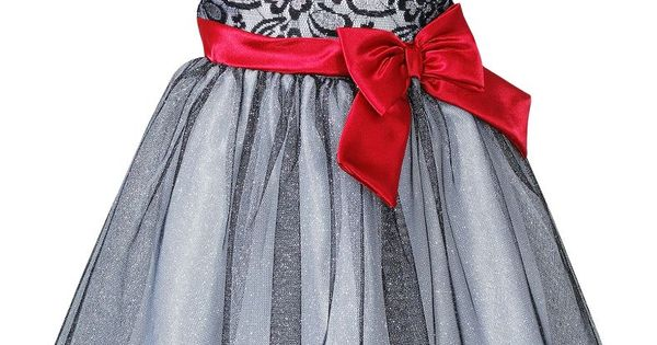jcpenney Youngland Metallic Lace Dress Girls 3m 12m