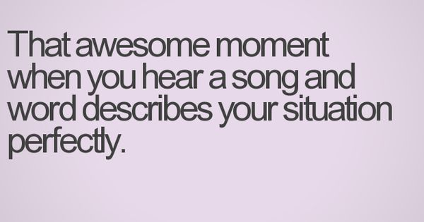 Especially Christian songs :)