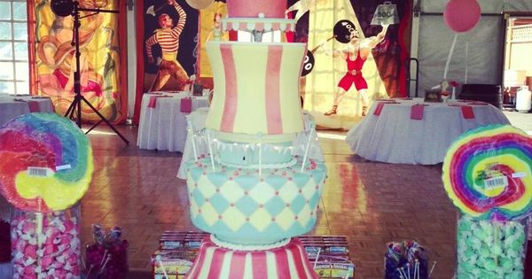Carnival Cake by Artisan Cake Company Food Art ...