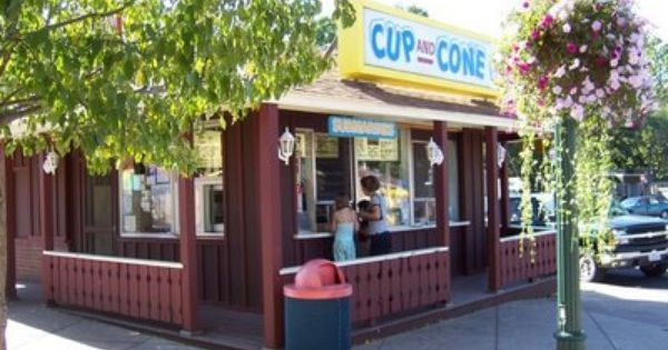 Cup N Cone White Bear Lake Mn With Images White Bear Lake Minnesota Home Visit Minnesota