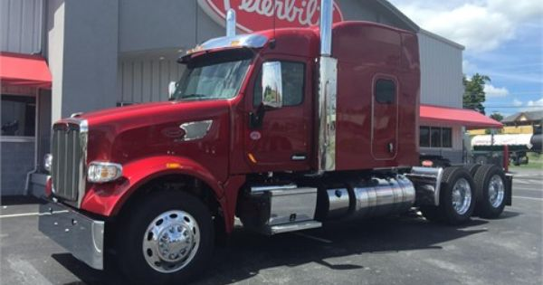 2016 Peterbilt 567 Heavy Duty Trucks Conventional Trucks W Sleeper For Sale At