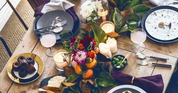 Wie Bastle Ich Eine Originelle Herbstliche Tischdeko