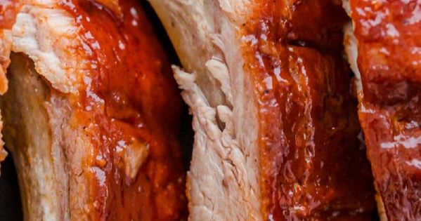 Instant Pot Baby Back Ribs In 45 Minutes Natashaskitchen S Recipe Teaches You How To Make Ribs In 45 Minute Instant Pot Ribs Recipe Rib Recipes Pork Recipes