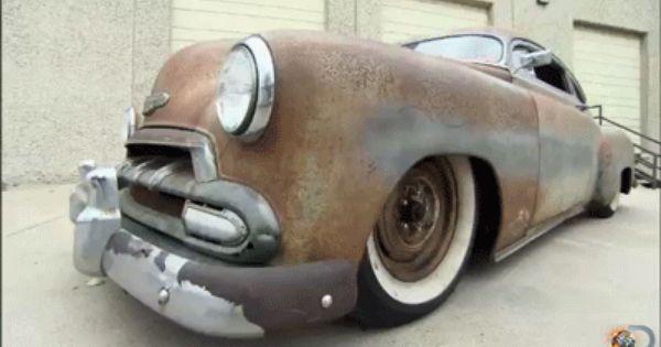Gas Monkey Garage Chevy Fleetline Rat Gas Monkey Garage Gas