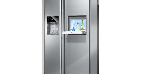 Samsung Side-by-Side RS7547BHCSP/EF, A+, 178,9 cm hoch ...