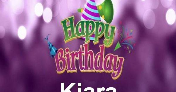 Happy Birthday Kiara Jpg 600 215 582 Cakes Pinterest Cake