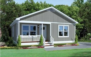 Craftsman Bungalow The Craftsman Bungalow Harkens Back To The Simple Designs Of The Kit Homes Fro Small Modular Homes Modular Home Plans Prefab Modular Homes