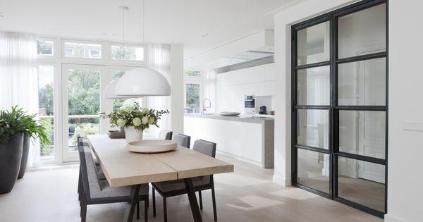 Herenhuis, Keuken ontwerpen and Met on Pinterest