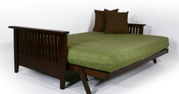 The Denali Futon Frame Diy Living Room Furniture Furniture