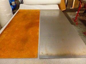 Corten Steel Rusted And Natural Corten Steel Steel Sheet Metal Steel Sheet