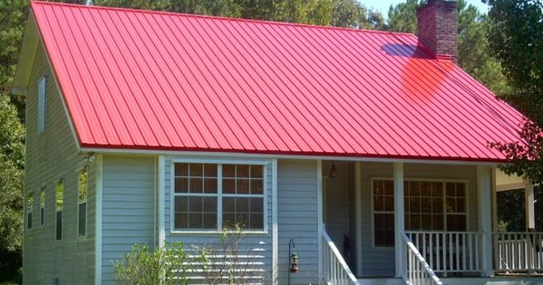 Best Red Metal Roof Houses Metal Roofing Showcase 24 Red 640 x 480