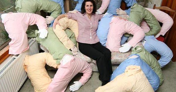 women offered boyfriend arm pillow they