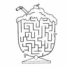 Top 25 Free Printable Ice Cream Coloring Pages Online Mazes For Kids Printable Ice Cream Coloring Pages Mazes For Kids