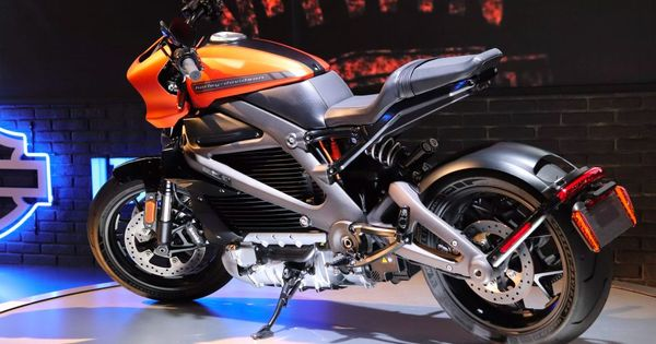 Livewire Electric Motorcycle Production Paused After Harley