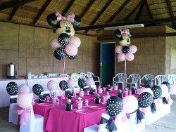 25++ Minnie mouse party table setup ideas