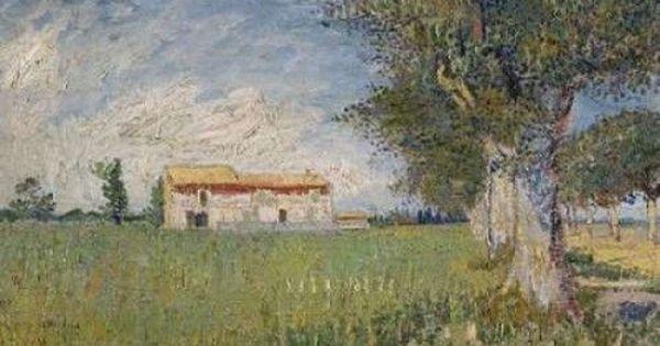 Boerderij In Een Korenveld Poster Print By Vincent Van Gogh Van Gogh Art Van Gogh Museum Artist Van Gogh