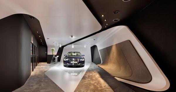 Audi - Auto Shanghai 2013  Schmidhuber  Exhibit-design  Pinterest  차고, 항공 ...