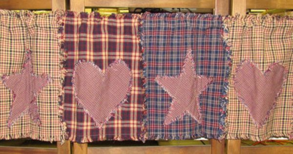 Rag valance you can get 20 off these window valance for Where can you get fabric