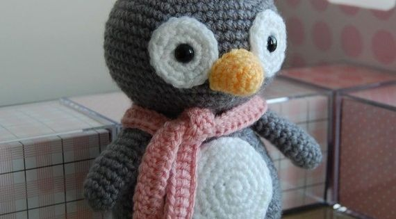 Penguin Gurumi Crochet Pattern by LuvlyGurumi on Etsy, $4.00...Phi Rhos we should