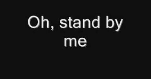 John Lennon Stand By Me Lyrics Stand By Me Lyrics Me Too Lyrics Stand By Me