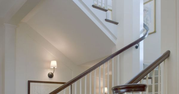 Staircases Coastal Homes And Open Staircase On Pinterest