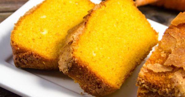 Bizcocho de zanahoria receta facil sin gluten vegano for Bizcocho para dieta adelgazar