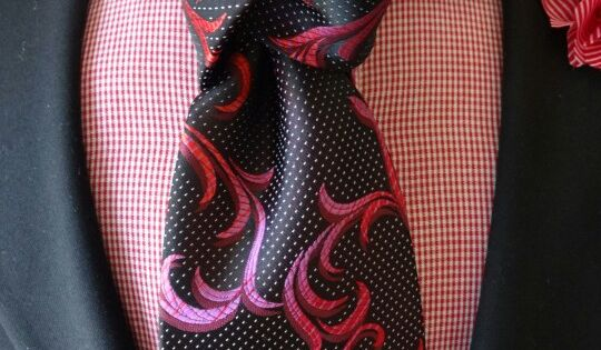 The Rose Garden Paisley Necktie www.thecorvancollection.com #neckwear #necktie #ties #tie #menaccessories #accessories #ootd #dapper #gq www.thecorvancollection.com