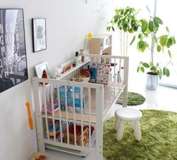 Ikeaのおままごとキッチンとキッズスペース かざぐるまの家で暮らす