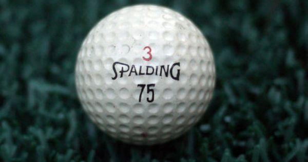 Spalding Zwerg Ehre Golfball