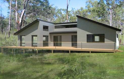Tasmanian Kit Homes Has Been Providing Individual And Unique Housing  Solutions Throughout Tasmania. All Prefab Homes Designs Offer A Great F.