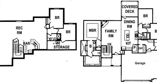 Robert foushee homes ranch floor plan kansas city for Floor plans kansas city